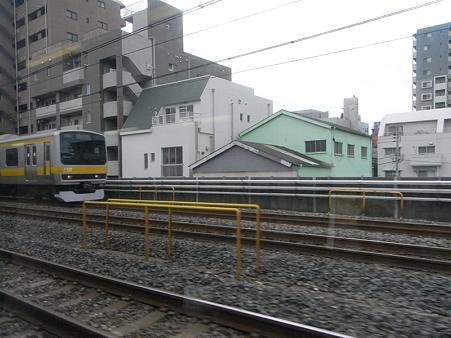 快速エアポート成田の車窓8