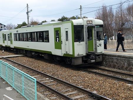 キハ110系(野辺山駅)3