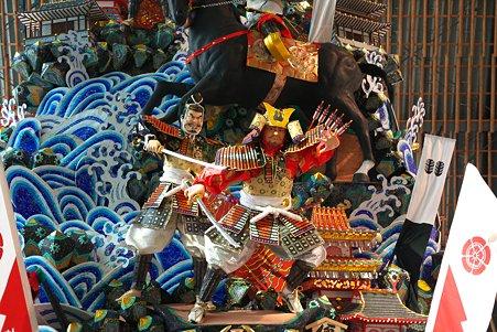 2012.01.29 福岡 九州国立博物館 博多祇園山笠