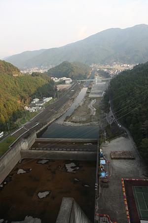 早明浦ダム - 05