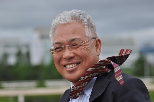 橋本忠男調教師