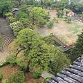 Photos: 110511-104高知城・天守高欄から