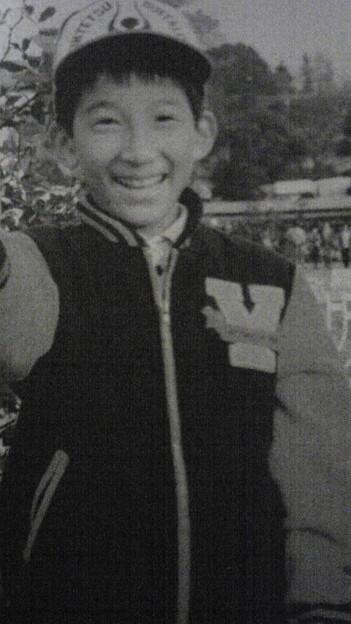 写真: 11歳の頃。もちろんこの頃... 佐藤康光王将のメガネ | 将棋ペンクラブログ 将棋ペン