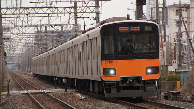 東武鉄道51053F