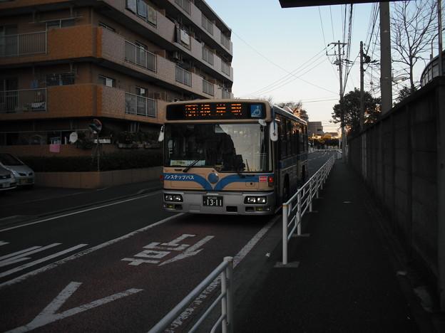 横浜市営3-4564号車