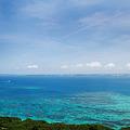 写真: 牧山展望台からの眺め