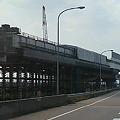 Photos: 建設中の北陸新幹線。