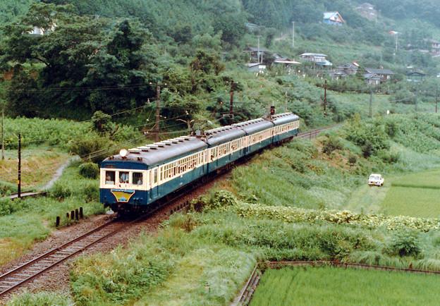 1983.08.21 飯田線 ゲダ電さよなら