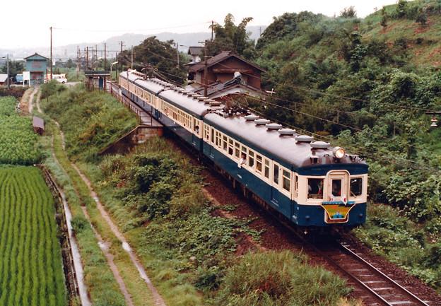 1983.08.21 飯田線 ゲダ電さよなら (後追い)