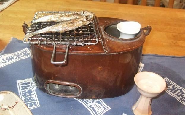 燗銅壺 飛龍号 sake warmer