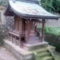 若宮招魂社(護国神社)。