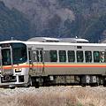 Photos: キハ122系 姫新線