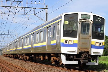 211系成田線504編成