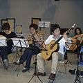 Photos: 三男合奏2