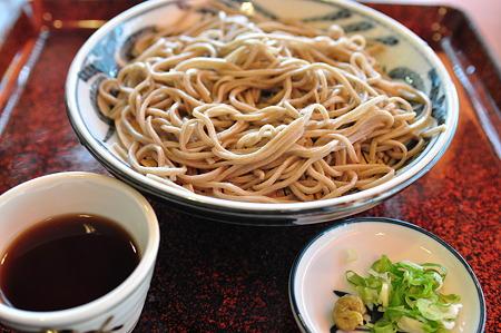 龍神十割蕎麦(道の駅・ロックガーデンひちそう【岐阜】)