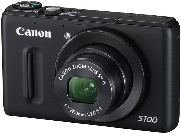 Photos: PowerShot S100