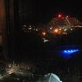 写真: ホテルからの夜景