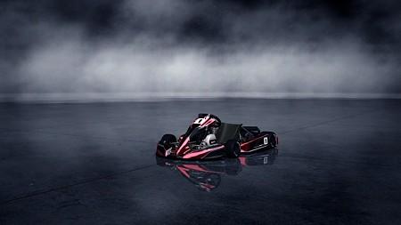 グランツーリスモ レーシングカート 125SPL 前