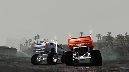 GTAIV Dodge Ram (3)