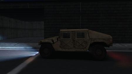 GTAIV Hummer H1 13