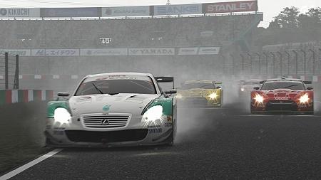 SUPER GT 4